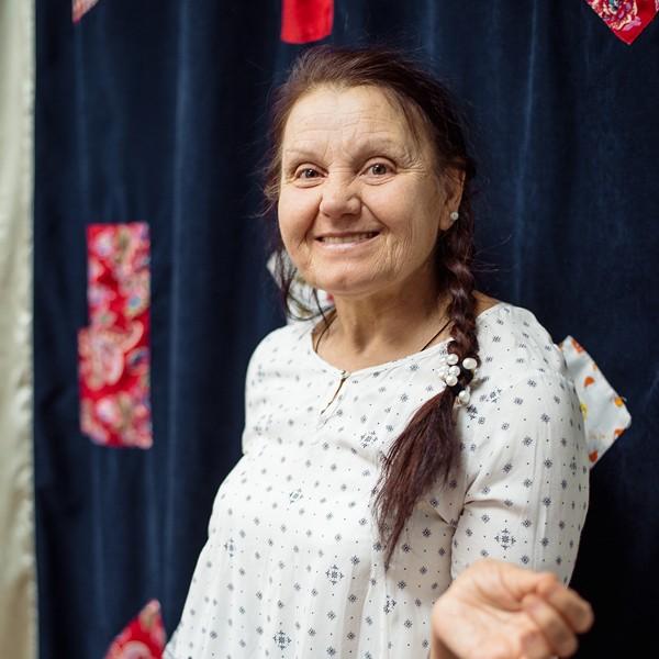 Наталья Лапенкова