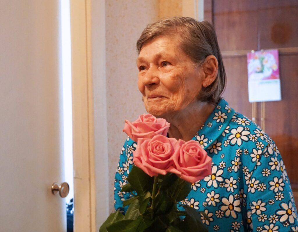 Cбор средств к Дню пожилого человека